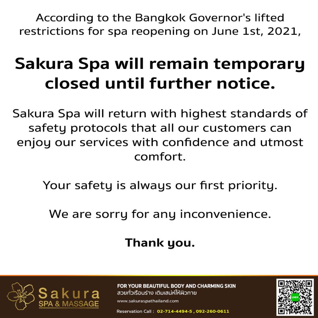 Sakura Spa & Massage Ekamai
